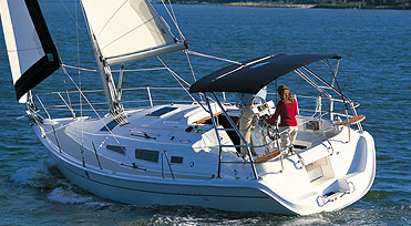 Hunter 33 (Sailing Yacht)