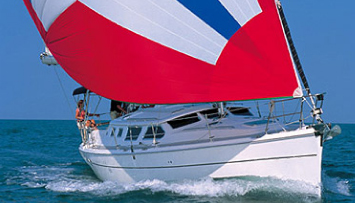 Hunter 44 DS (Voilier)