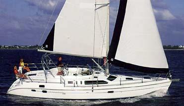 Hunter Passage 450 (Voilier)