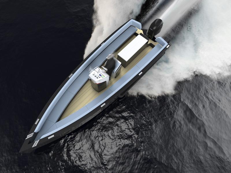 Iguana Yachts 26 (Open)