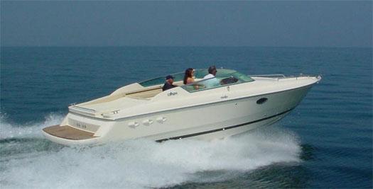 Ilver Motorboats Aquajoy (Day cruiser)