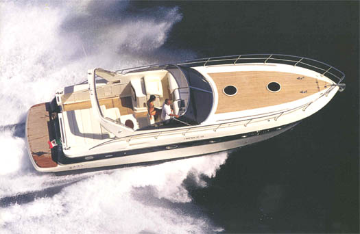Ilver Motorboats Mirable (Open)