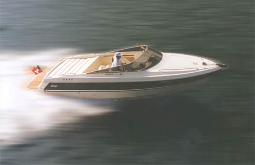 Ilver Motorboats Nyuma (Pêche Promenade)