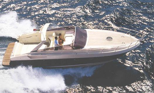 Ilver Motorboats Spada (Open)