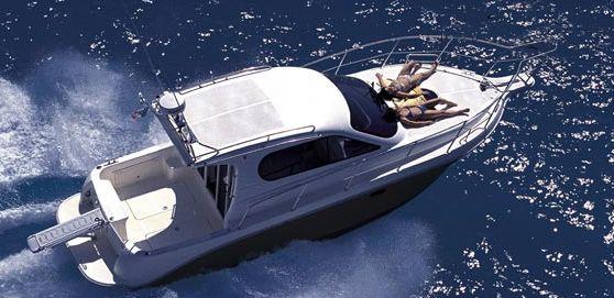 Intermare 30 (Power Boat)