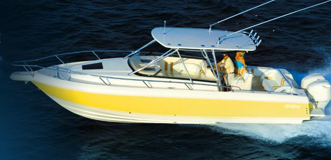 Intrepid Boats 310 WA (Fisher)