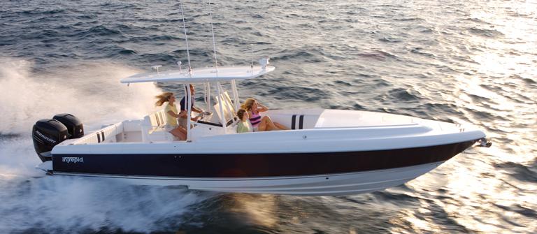 Intrepid Boats 323 C (Pêche)