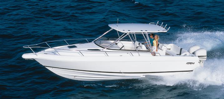 Intrepid Boats 350 WA (Pêche)