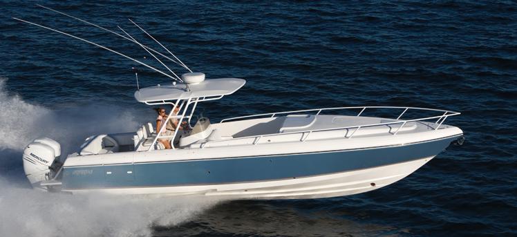 Intrepid Boats 370 C (Pêche)