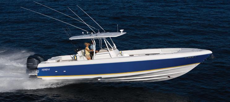 Intrepid Boats 370 CC (Pêche)