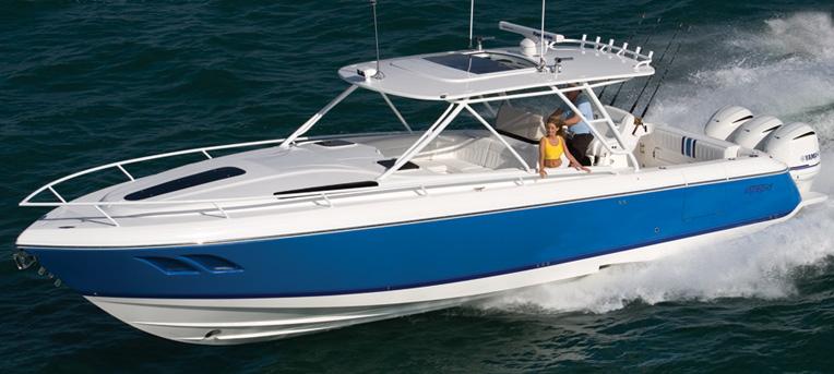 Intrepid Boats 400 C (Pêche)