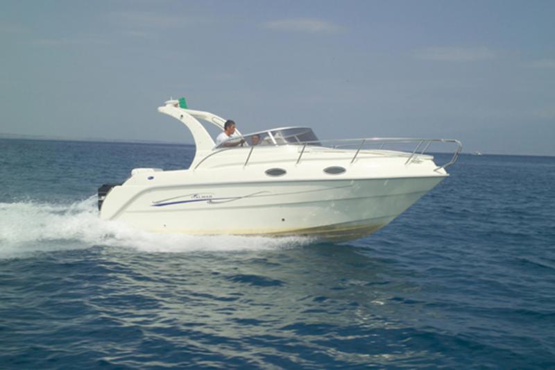 Italmar Cabin 23 (Day cruiser)