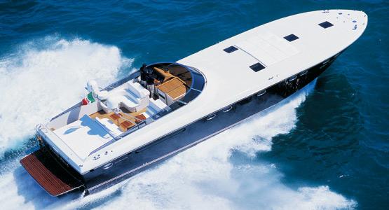 Itama 76 (Open / Motor Yacht)