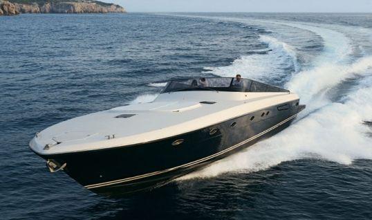 Itama Fiftyfive (Motor Yacht / Open)