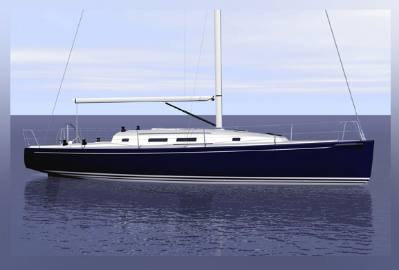 J-boats J 122 (Sailing Yacht)
