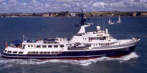 JK Smit <strong>Itasca - ex Thames</strong> (Motor Yacht)