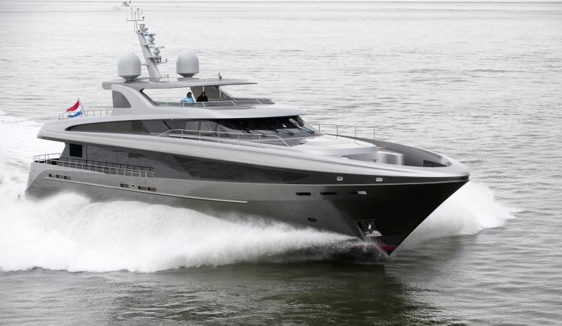 Jongert 3900 MY <strong>Lucia-M</strong> (Motor Yacht)