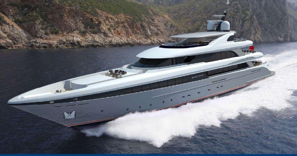 Jongert 4900 MY (Motor Yacht)