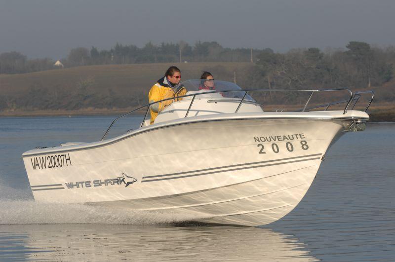 Kelt White Shark 228 (Pêche Promenade)