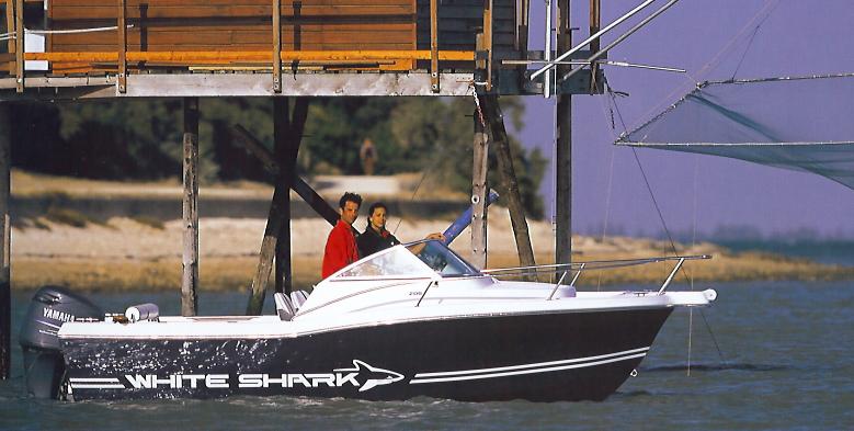 Kelt White Shark 206 (Day cruiser)