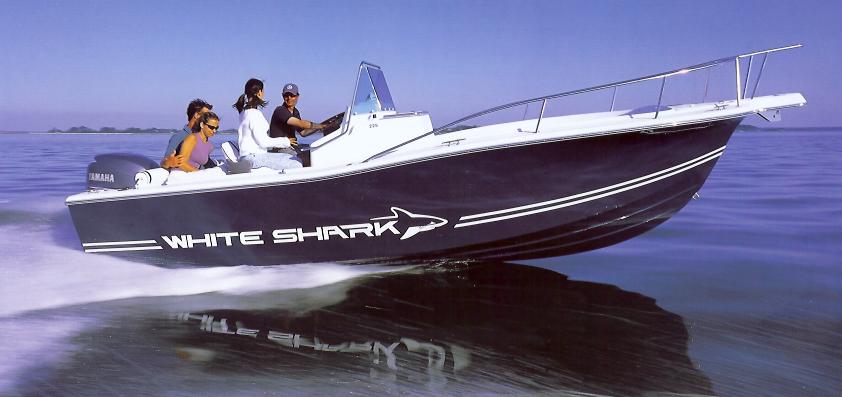 Kelt White Shark 225 (Pêche Promenade)
