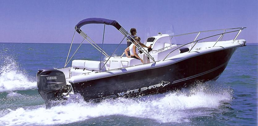 Kelt White Shark 265 (Day cruiser)