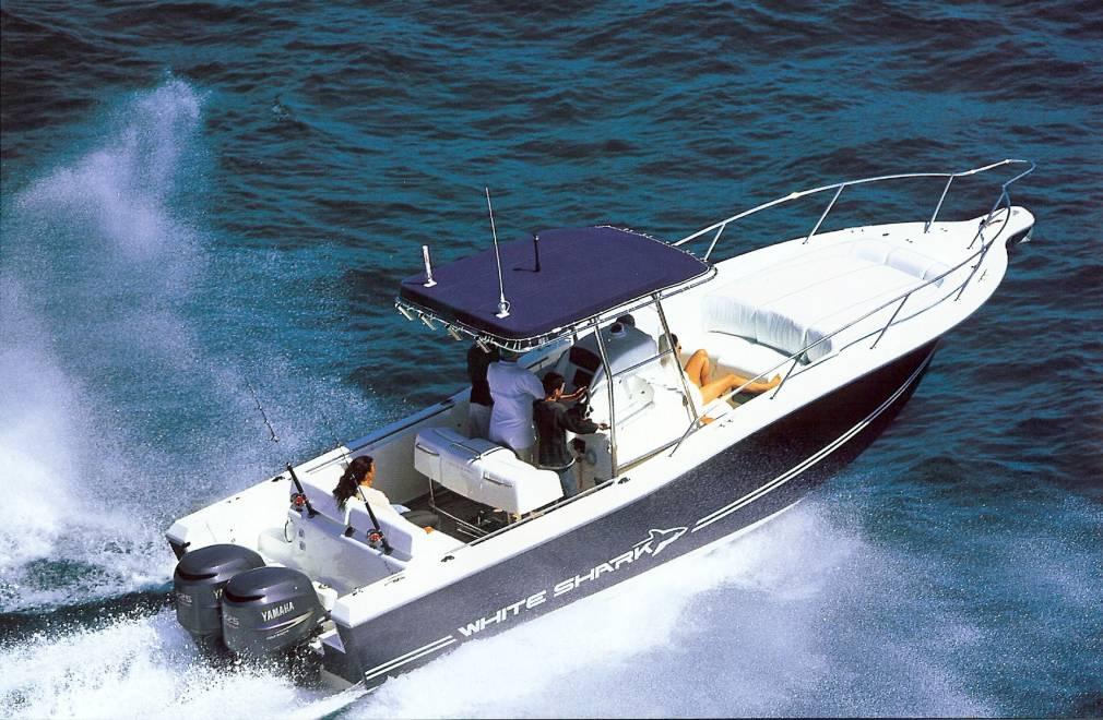 Kelt White Shark 285 (Day cruiser)