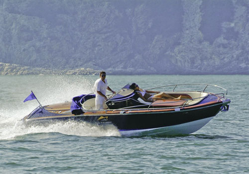 Kral 700 Openbow (Runabout)