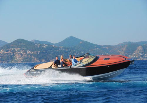 Kral 990 Classic Cruiser (Runabout)