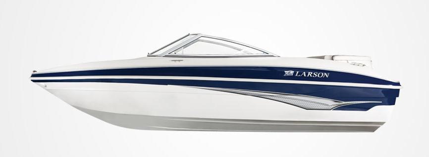 Larson 1750 LX (Open)