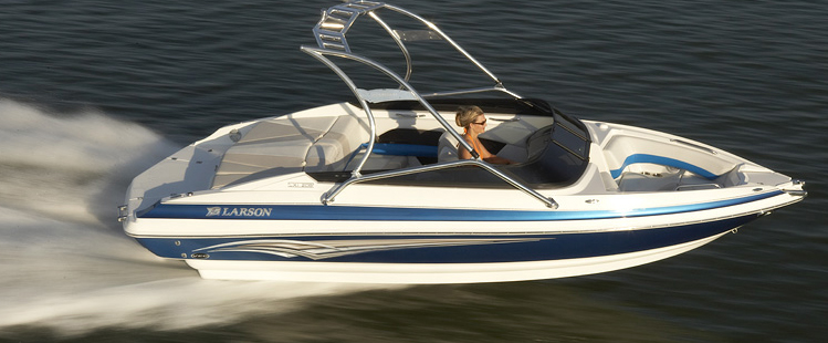 Larson LXi 208 (Day Open)