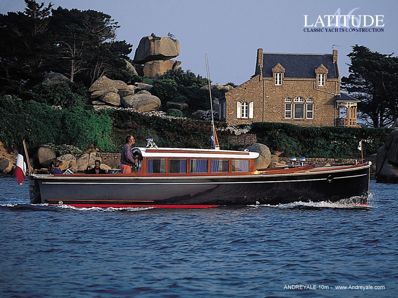 Latitude 46 Andreyale 10m (Lobster)