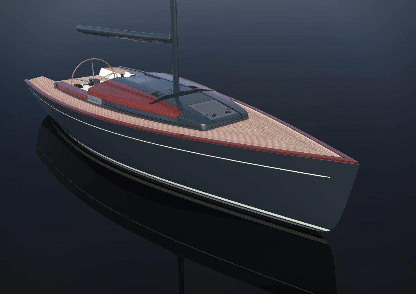 Latitude 46 Tofinou 10 (Sailing Yacht)