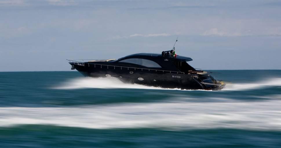 Leonard 72 (Motor Yacht)