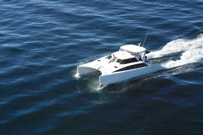 Lightwave Yachts 40 (Power Boat)