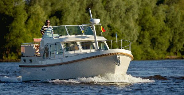 Linssen Grand Sturdy 29.9 AC (Trawler)
