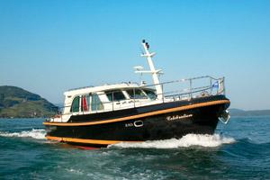 Linssen Grand Sturdy 380 Sedan (Trawler)