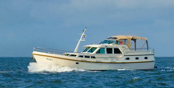 Linssen Grand Sturdy 470 Mark II  (Trawler)
