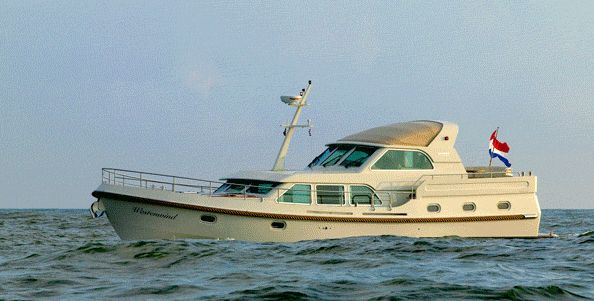 Linssen Grand Sturdy 500 Mark II  (Trawler)