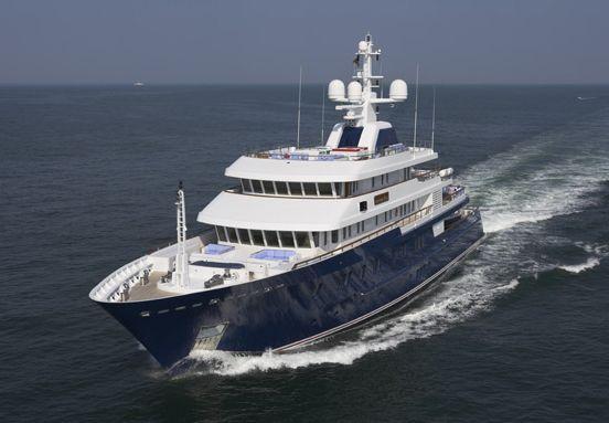 Lürssen <strong>Northern Star</strong> (Motor Yacht)