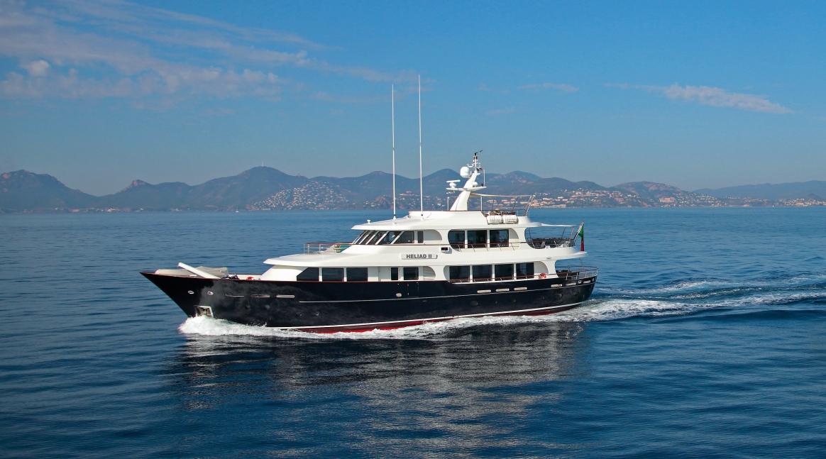 Lynx Yachts <strong>Heliad II</strong> (Motor Yacht)