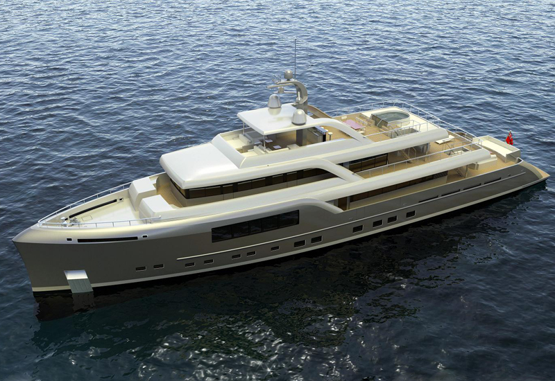 MCC 46m  <strong>Neo Classic</strong> (Motor Yacht)