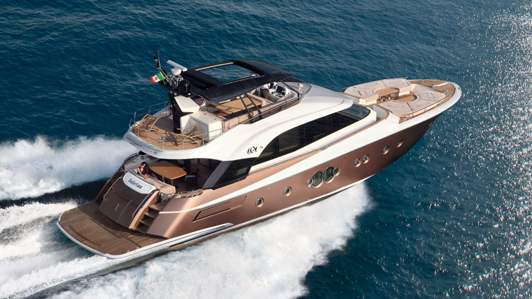 Monte Carlo Yachts MCY 70 (Motor Yacht)