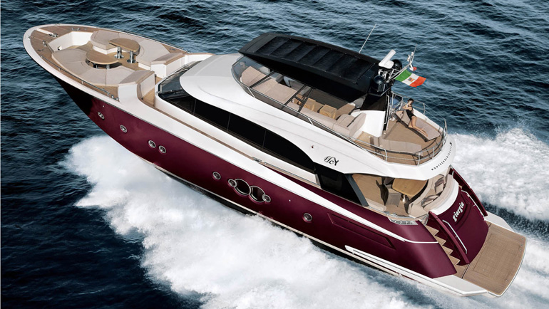 Monte Carlo Yachts MCY 76 (Motor Yacht)