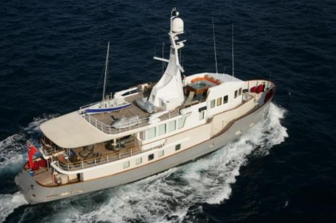WGB Werft  <strong>Bulldog W</strong> (Motor Yacht)