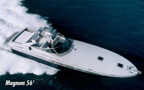 Magnum 56 (Sport / Motor Yacht)