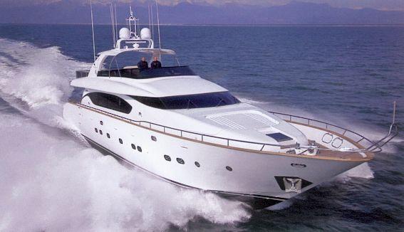 Maiora 27 (Motor Yacht)