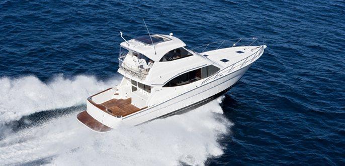 Maritimo 470 Offshore Convertible (Motor Yacht / Pêche)
