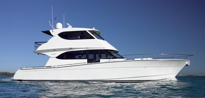 Maritimo 52 Cruising MY (Motor Yacht)