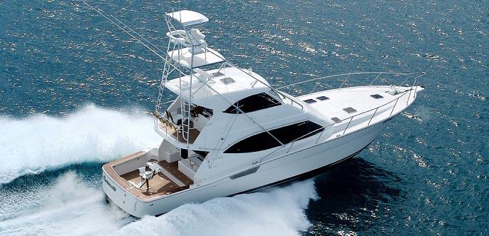 Maritimo 550 Offshore Convertible (Motor Yacht / Pêche)